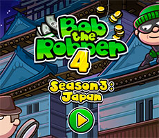 BOB THE ROBBER 4: SEASON 2 JAPAN