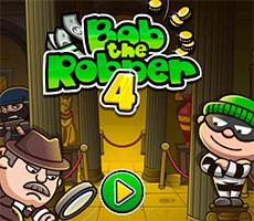 BOB THE ROBBER 4 (Bob el Ladrón 4)