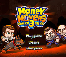 Money Movers 3 (Ladrones de Bancos 3)