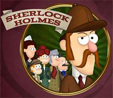 Sherlock Holmes Tea Shop Murder Mystery