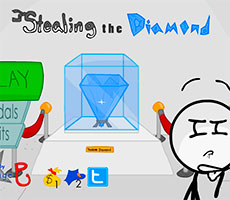 Stealing The Diamond (Robar Diamantes)